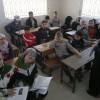 터키서 공부하는 시리아 탈출 어린이들
