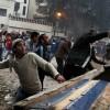 이집트 시위대, 경찰과 충돌···2명 사망