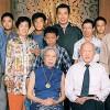 '한 뿌리 중국의 두 거인' 시진핑 리콴유 가족사진을 공개합니다
