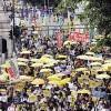 """홍콩은 중국이 싫다?···홍콩인 36% """"중국정부에 부정적 인식"""" 역대 최고 수준"""