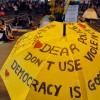 우산혁명 효과?···홍콩입법회, 행정수반 선거안 부결