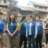 네팔 대지진 참사 구호 떠나는 강남교회 봉사단
