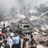 인도네시아 군용기 추락 '잔혹사'···10년간 6차례 대형참사