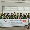 한수원-울산대 '글로벌봉사단' 키르기스스탄 난민 돕는다