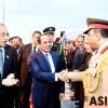 중국 열병식 30개국 지도자 참석···이집트 대통령도 베이징 도착