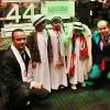 UAE 44주년 국경일 기념식 '이모저모'···전통의상 '깐두라' 꼬마신사 '시선집중'