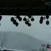 [오늘날씨] 강원 산간 첫눈···곳곳 가을비 속 '쌀쌀'