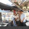 파키스탄 청년의 온정···유럽 난민캠프 순회하는 '무료급식 버스' 매일 따뜻한 차 5천잔 제공