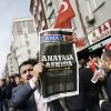 터키 에르도안 '언론 길들이기' 돌입?···정부 비판 매체 '자만' 강제매각
