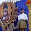 인도 청년 2명, 극우힌두단체 RSS 의장 사진 합성해 체포돼