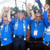 말레이 집권당 사라왁주·재보선 잇단 승리···'부패스캔들 의혹' 나지브 총리 행보 가벼워져