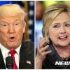 [미 대통령선거] 힐러리 당선 가능성 '적신호'···공화당 전당대회 후 트럼프 우세