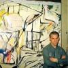 [시각문화 3.0시대⑨] 칸딘스키 '추상표현주의'와 프랑스의 '앵포르멜 미술'