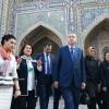터키 '중앙아시아 통합'에 어떤 역할?···에르도안 작년말 우즈벡 방문 등 잰 발걸음