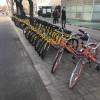 [중국 양회兩會 특집] 공유 자건거 '폭발 성장'···휴대폰으로 자전거찾기·잠금풀기·비용결제·주차편리 '간편'