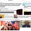 터키 국민투표, 영·미·프·독·조지아 등에선 어떻게 보도했나?