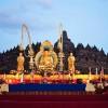 [부처님오신날-아시아불교⑤] 인도네시아④···'보로부두르' 대사원과 '와이삭' 축제