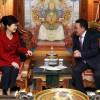 [문재인 대통령 취임] 몽골국민들은 한국 촛불시위가 한없이 부럽다