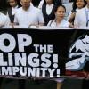 필리핀 두테르테의 아직 끝나지 않은 '마약과의 전쟁'