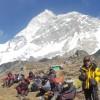한반도에도 네팔 안나푸르나에도 '봄이 온다'