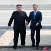 김정은 위원장 서울 답방 '찬성' 87.4%···'한반도비핵화 될 것' 55%