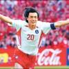 [2002 월드컵 4강] 이도윤 시인 '산을 옮기다' 헌시