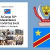 독립 58돌 콩고민주공화국 예수사랑교회서 기념행사