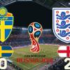 [러시아월드컵 8강 리뷰] 잉글랜드 28년 기다렸다···스웨덴에 본선 첫 승리 준결승 진출