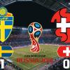 [러시아월드컵 16강 리뷰] 스웨덴 포르스베리 결승골, 스위스 꺾고 24년만에 8강 진출