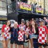 [월드컵 크로아티아 현지르포⑤] 방칸 반도에 울려퍼지는 '함성'