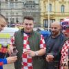 [월드컵 크로아티아 현지르포④] '크로아티아 마스크' 쓰고