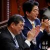 9월 자민당 총재선거, 아베 총리 '3연임' 가능성 몇%?