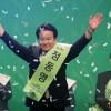 [손혁재의 四字정치] '호복기사'···정동영 민주평화당 새 대표 한진중공업 첫 방문 '개혁야당 견인을'
