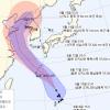 광복절 태풍 리피 영향 남부 비···'리피'는 라오스어로 '폭포'