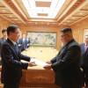 """정의용 """"김정은, 한반도 비핵화 의지 재확인""""···남북정상회담, 18~20일 평양 개최"""