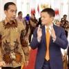 [단독] 인도네시아 대통령궁의 알리바바 마윈과 조코위 대통령
