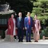 문대통령, 조코위 대통령 창덕궁서 공식환영식