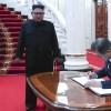 """""""비핵화·경협 동시해결을""""···문 대통령과 김정은·김여정 남매"""