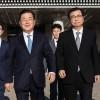 문대통령 대북특사 김정은 위원장 면담 여부 주목