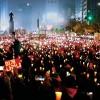 """[오늘의 시] '이게 나라다' 박노해 """"100만 촛불은 꺼지지 않는다"""""""