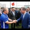 '리얼미터' 문대통령 국정 지지율 50%대 회복···민주당 40%대 재진입