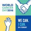'세계 암의 날'···'투병 환우들 쾌유를···환자가족에 용기를'
