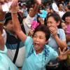 방콕 시장선거 야당 승리