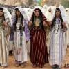 리비아 '나룻' 봄축제의 베르베르 족