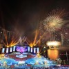싱가포르 독립 47주년, 성대한 축하 행사