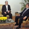 """'머리 맞댄' 하마스 지도자와 이집트 대통령, """"이스라엘 공격 계속되면…"""""""