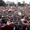 """이집트 무르시 대통령 '초법적 권한' 선언…""""찬반 시위 격렬"""""""