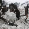 인도 북부 눈사태, 병사 11명 숨져
