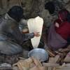 일터로 내몰리는 아프간 여성들