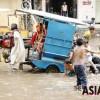 홍수나도 즐거운 파키스탄 동심